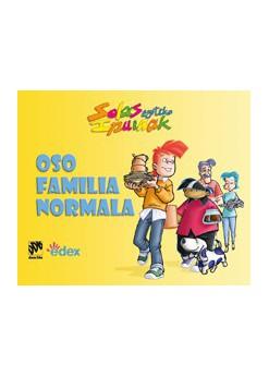 Oso familia normala