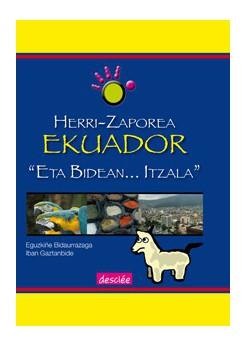 Ekuador. Eta bidean... Itzala