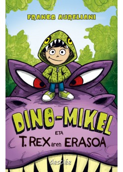 Dino-Mikel eta T.Rexaren erasoa